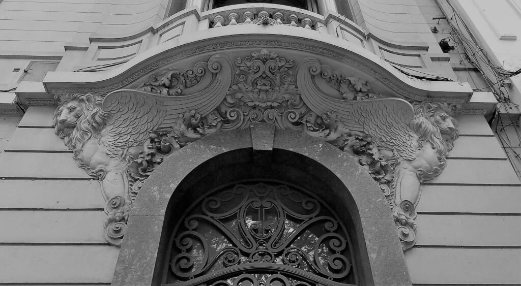La puerta de los leones