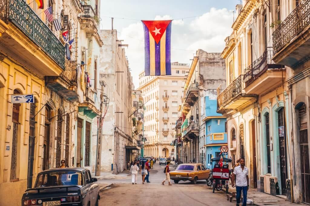 El renacer de La Habana por Luis Nieto