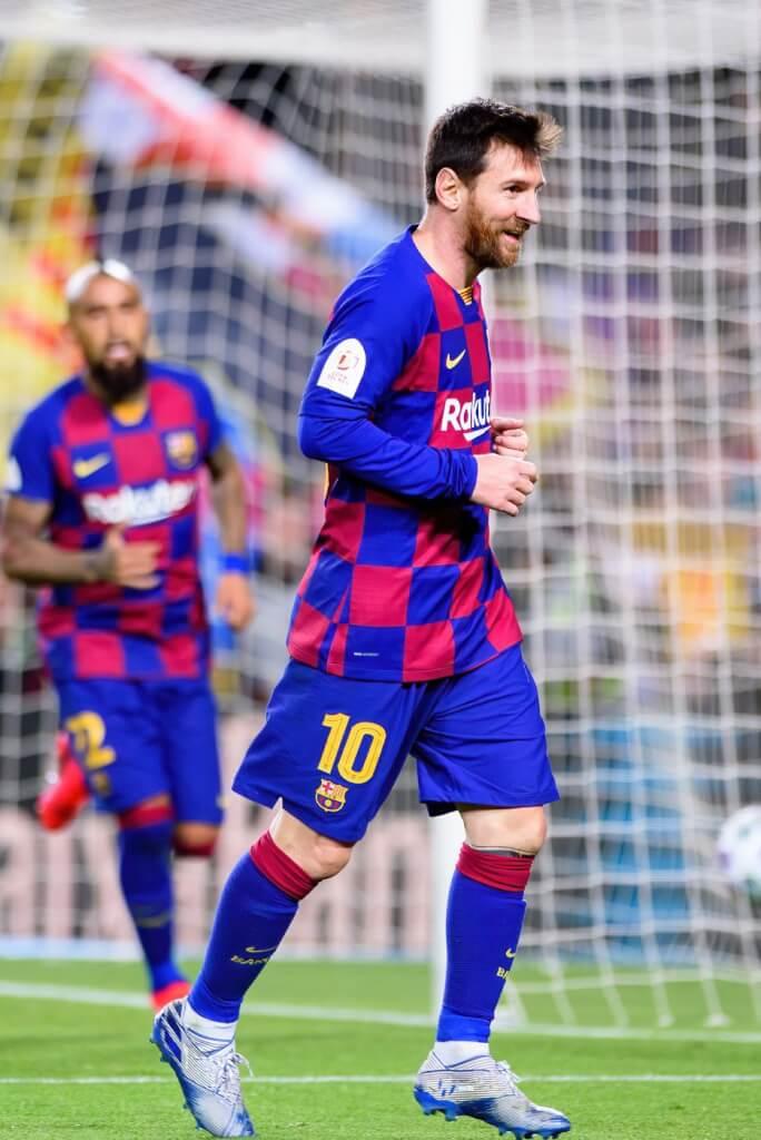 Messi, el indulgente  por Ruben Montedonico