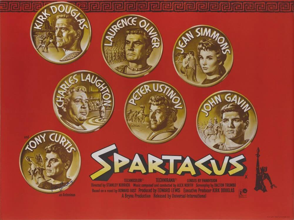 A 60 años de Espartaco