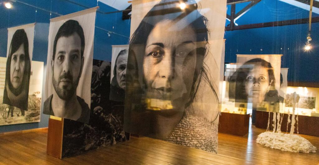 """Arte y memoria histórica:  """"Un movimiento de visualización de algo que ha sido ocultado"""""""