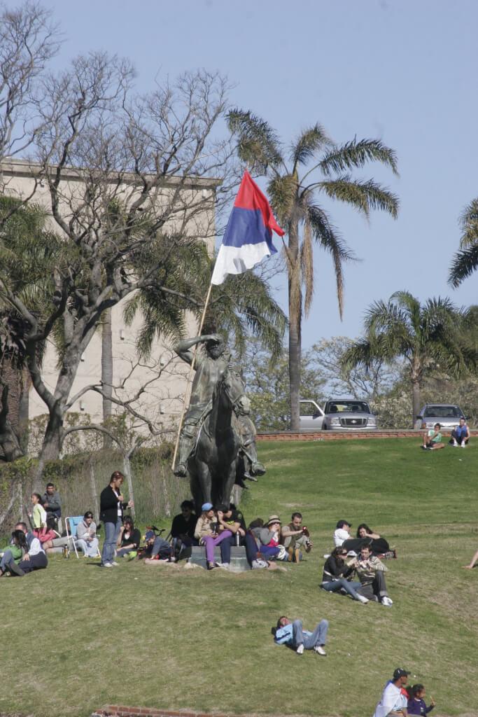 El plebiscito de los parques por Hoenir Sarthou