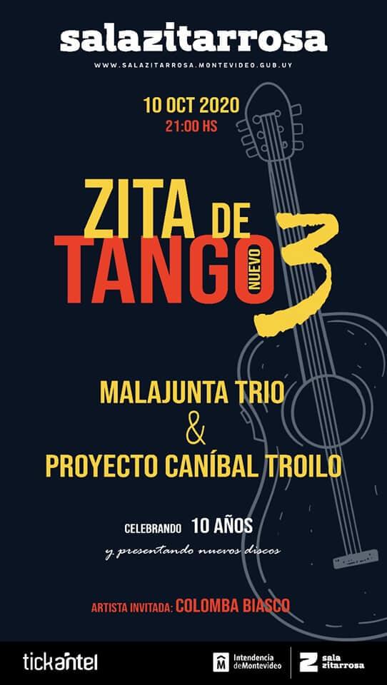 """Entrevista: Adriana Filgueiras y Hugo Rocca """"El tango es el blues del arrabal"""""""