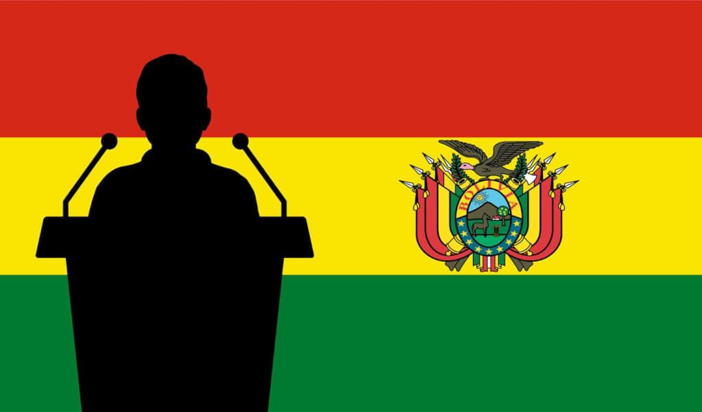 Bolivia: fracturas enel gobiernode facto  por Ruben Montedonico
