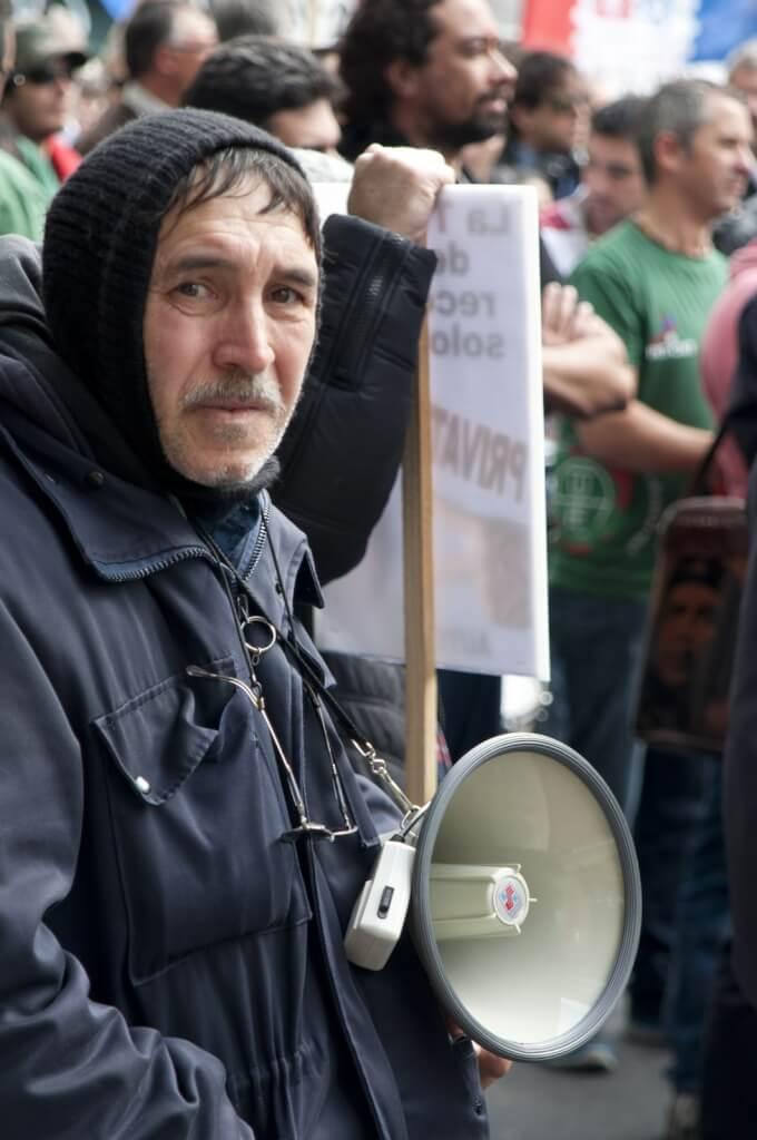"""Comunicación sindical y """"autoayuda colectiva"""" por Marcel Lhermitte"""