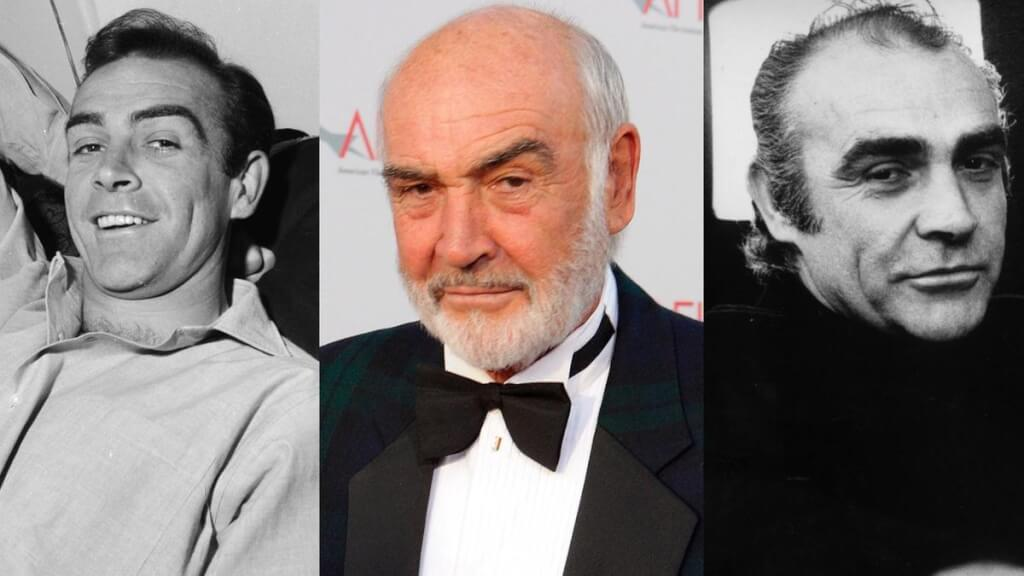 My name is Connery, Sean Connery (1930-2020).