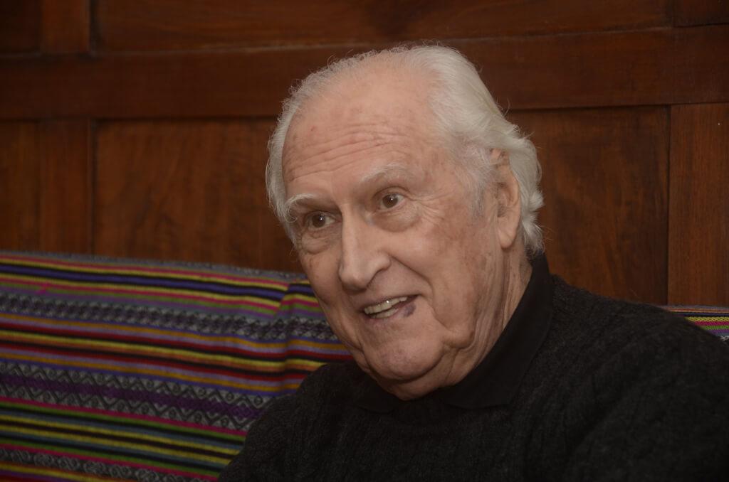 Falleció Fernando Solanas (1936-2020)