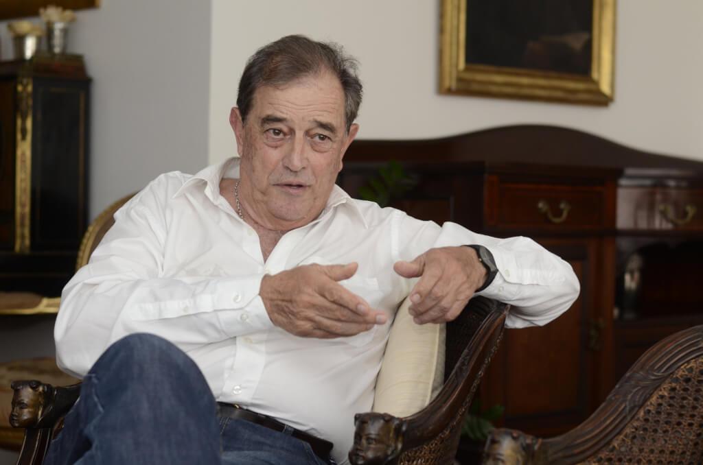 Hugo Manini Ríos,  Director de La Mañana: Mi nacionalismo es de la Patria Grande