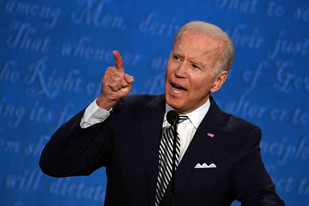 Biden: el mismo perrocon distinto collar por Ruben Montedonico