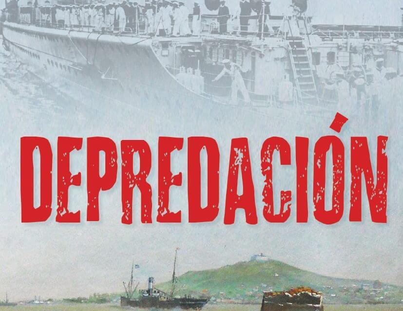 Joaquín Doldan  Entre el Cerro y el Graf Spee