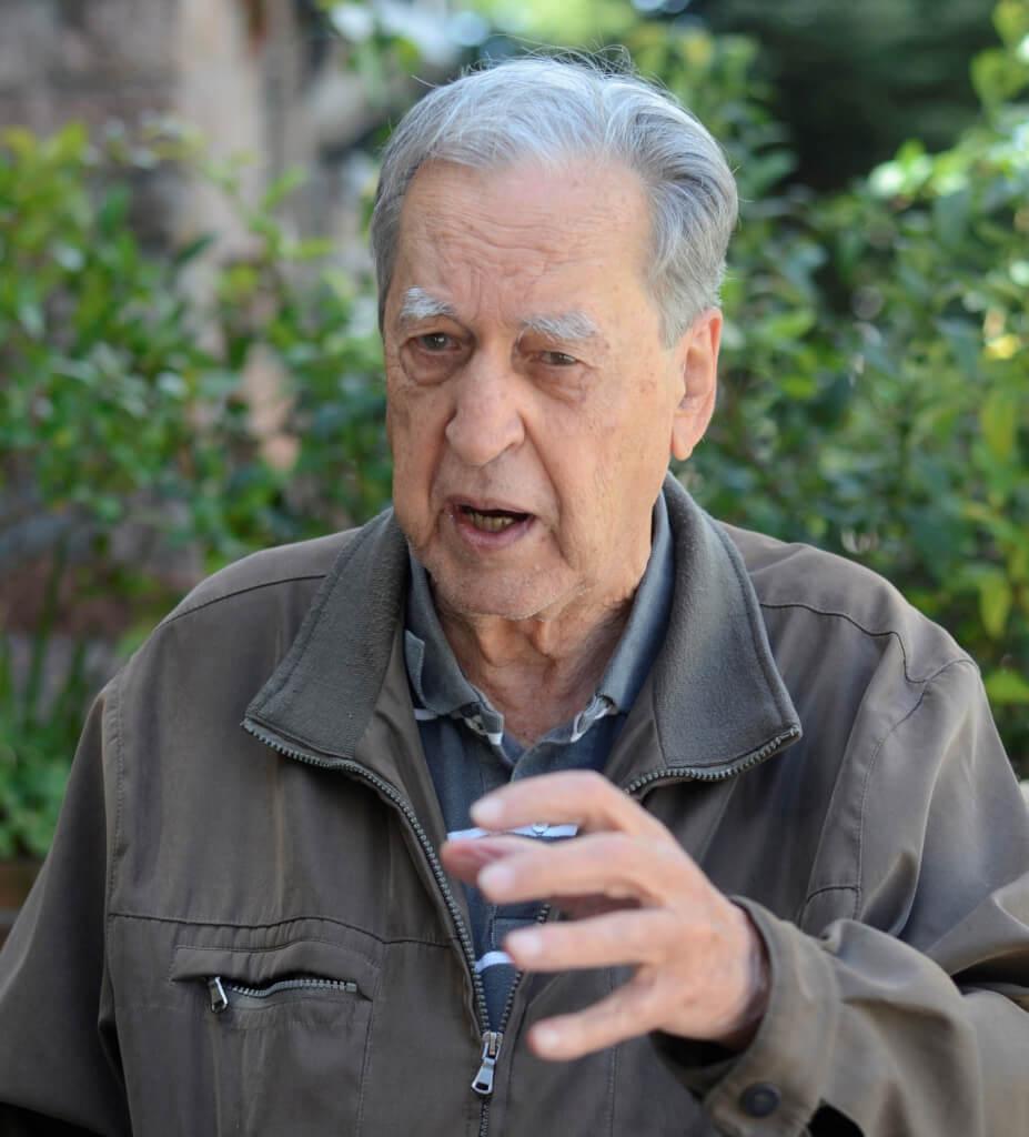José Díaz, fundador del Frente Amplio:  No quedé conforme con lo que hicimos en los tres gobiernos