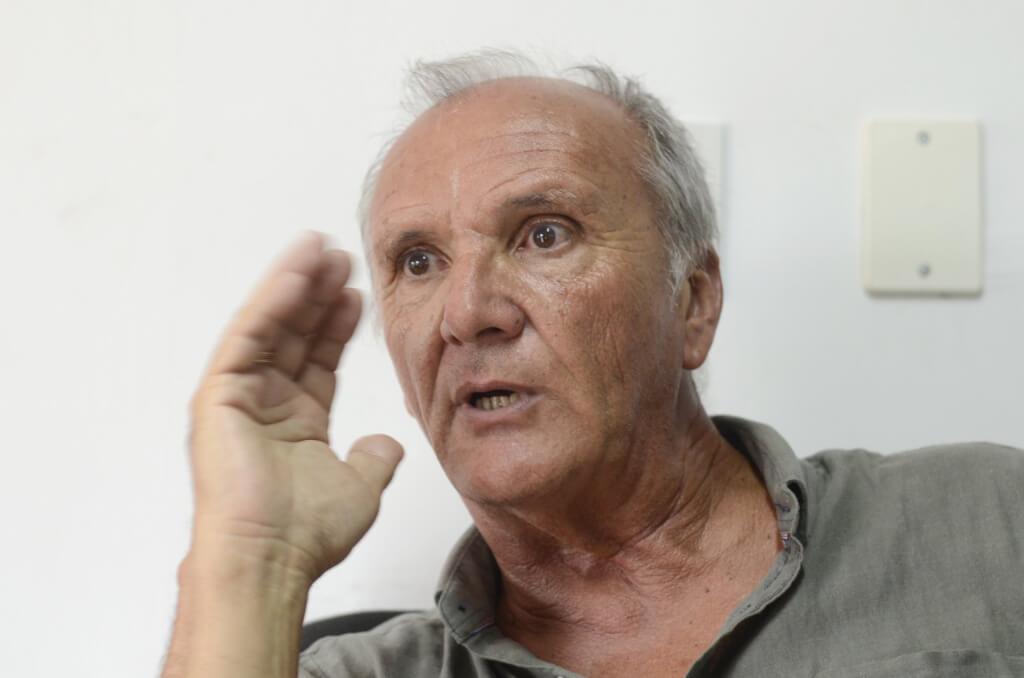 Richard Read, sindicalista:  Una parte de la militancia de izquierda están como francotiradores en pedo