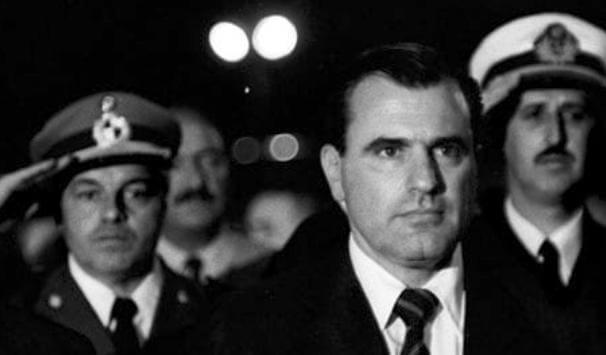 La lucha antifascista en las décadas del 60 y 70    Julio A. Louis