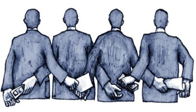 Un sórdido prontuario penal de corrupción  por Hugo Acevedo