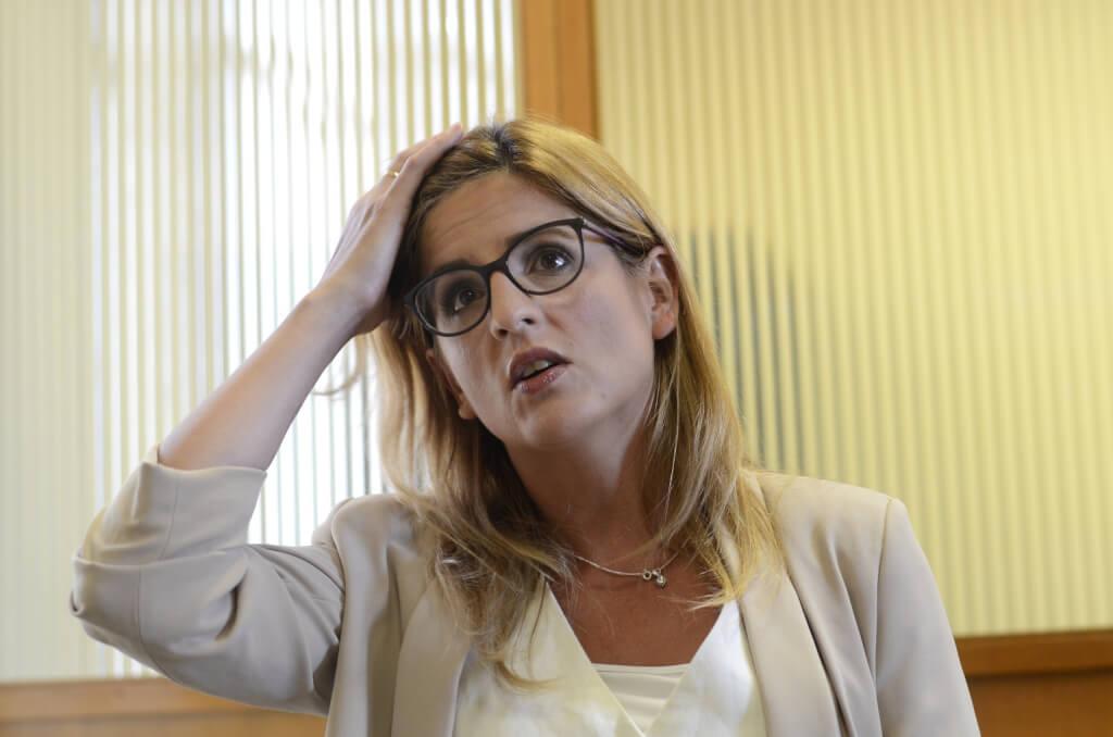 Fabiana Goyeneche:  ¿Qué le vas a hablar de la marcha del 8 de marzo, cuando tienen que parar la olla?