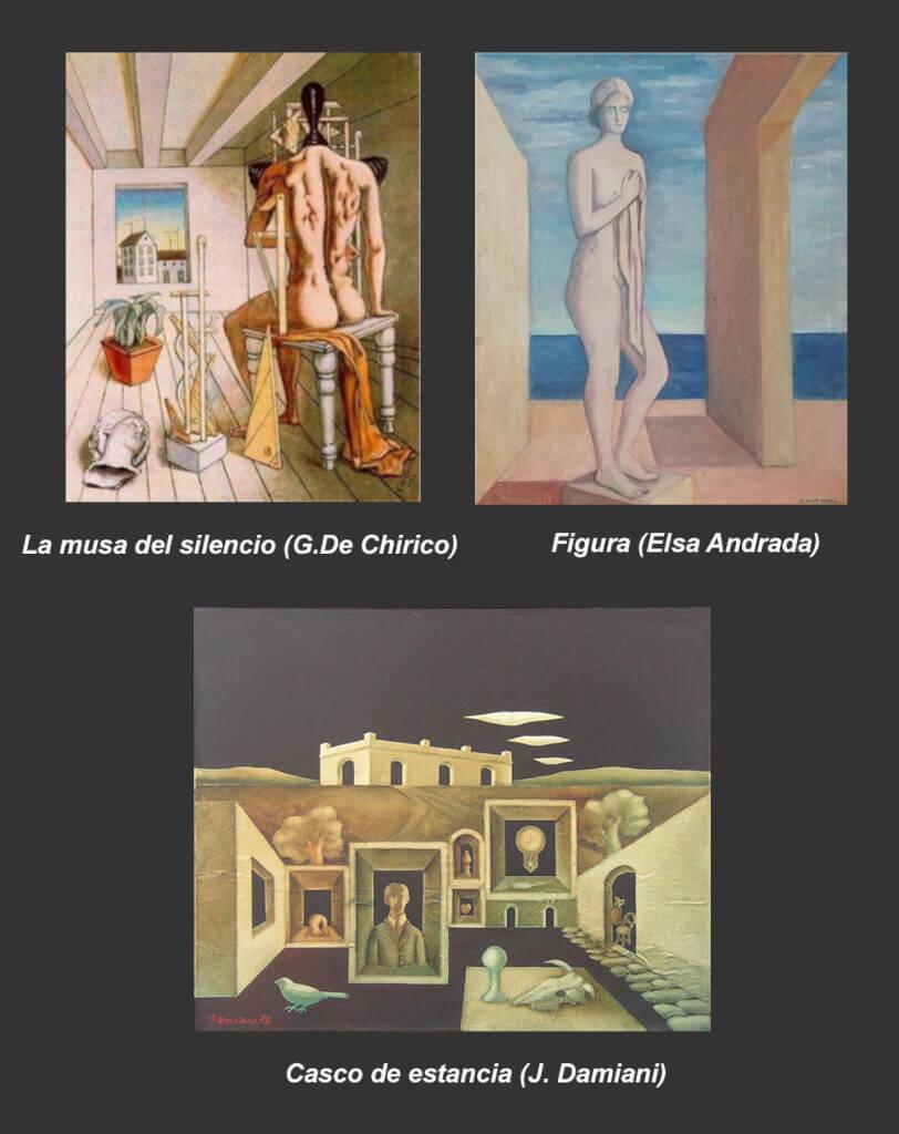 Arte Simbólico y Arte Metafísico  por Alejandra Waltes