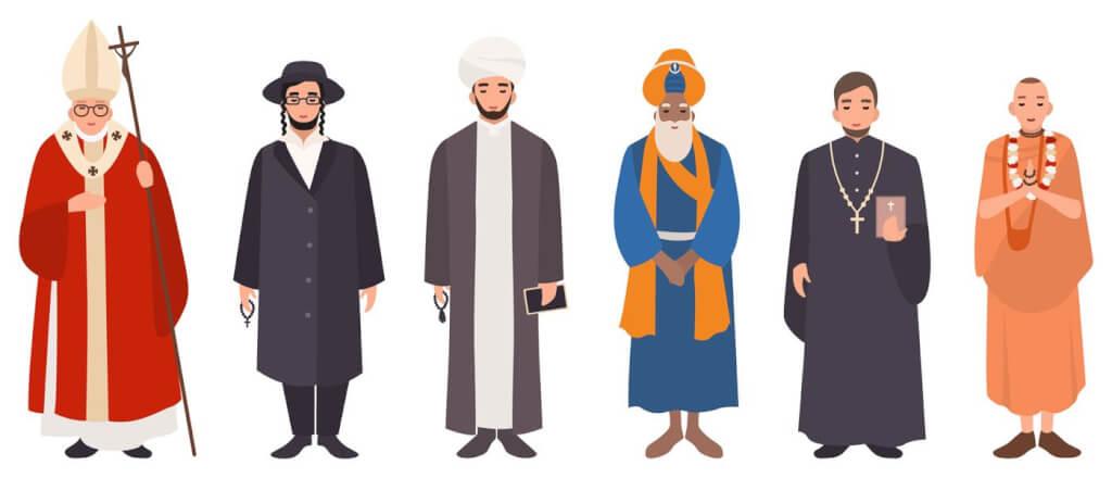 ¿Descienden las creencias religiosas?    por Miguel Pastorino