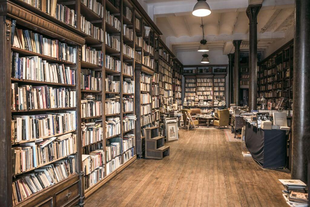 El día que me echaron de una librería  por Eduardo Gudynas