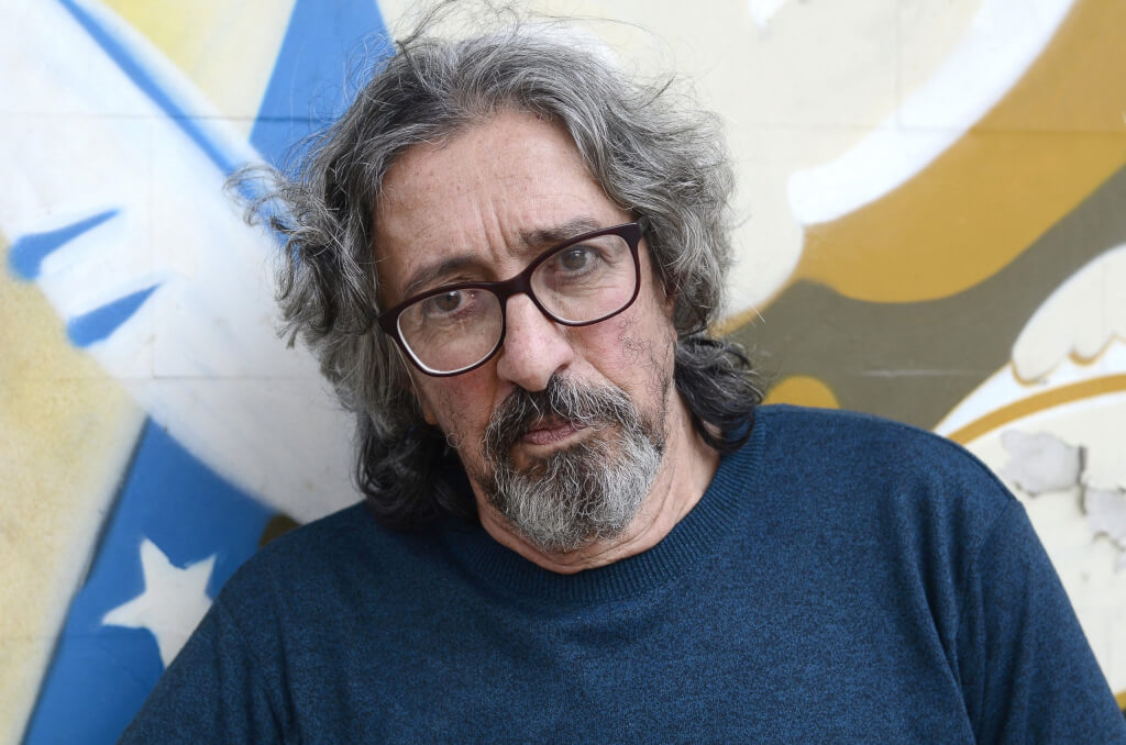 Mario Mazzeo, escritor:  En el 85, ¿quién podía salir presidente con los milicos en contra?