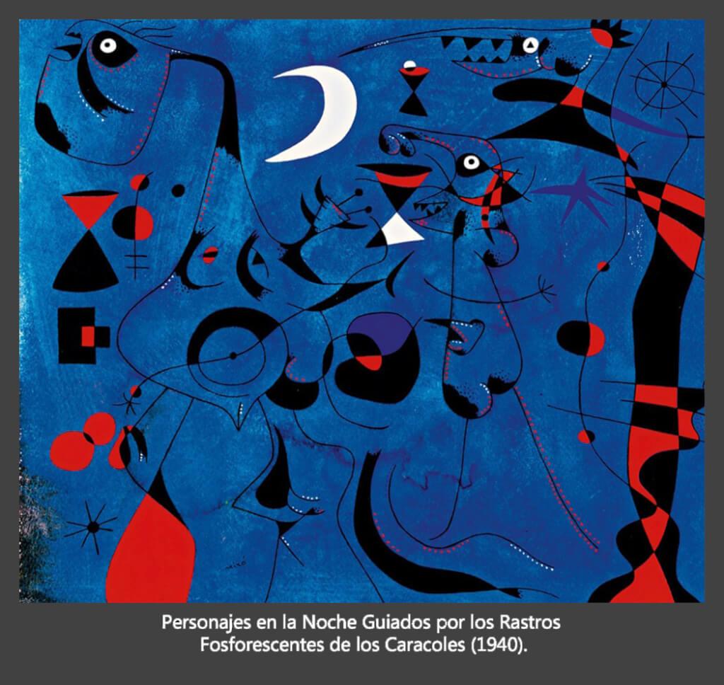 Joan Miró: elsubconscientecomo un enorme campo de juegos por Alejandra Waltes