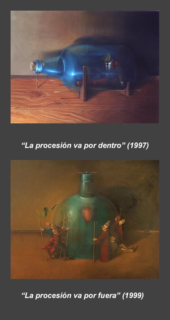 Todo lo insólito es maravilloso. El arte de Pedro Peralta por Alejandra Waltes