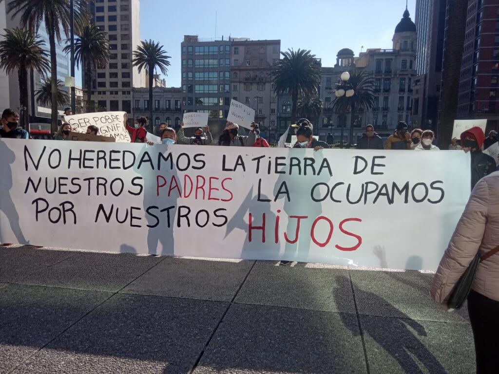 Las ocupaciones en Santa Catalina y el trastabilleo del fiscal    Leonardo Flamia