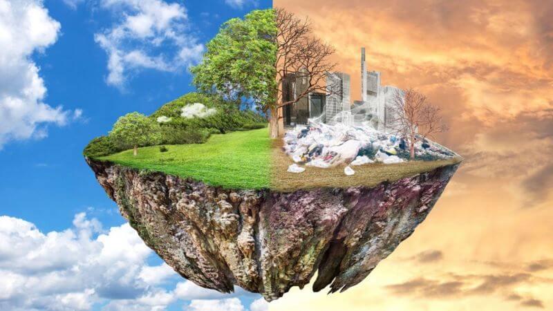 La destrucción del planeta es nuestra propia destrucción por Ignacio Martínez