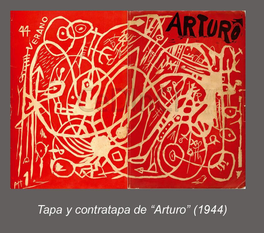 ARTURO: El manifiesto MADÍ por Alejandra Waltes