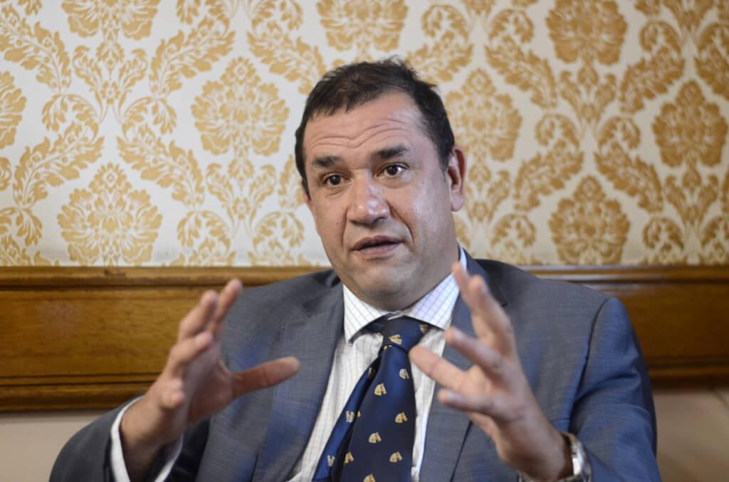 """Sebastián Da Silva, senador blanco  """"Si fuera por el bolsillo, debería haber votado a Mujica"""""""