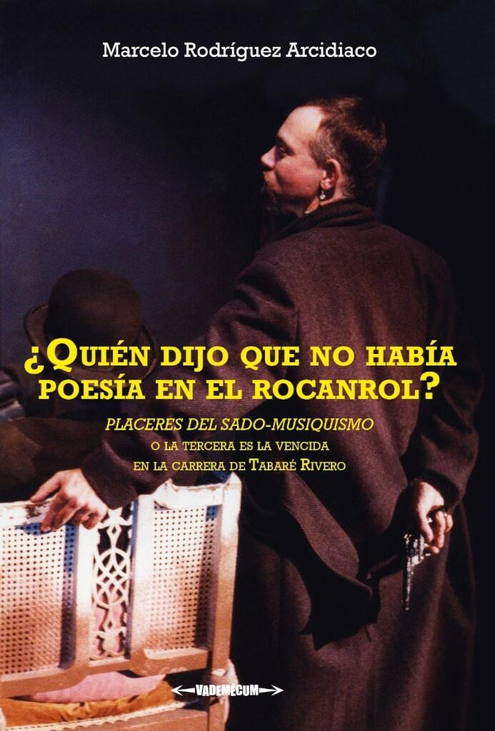 Libros. Entrevista: Marcelo Rodríguez