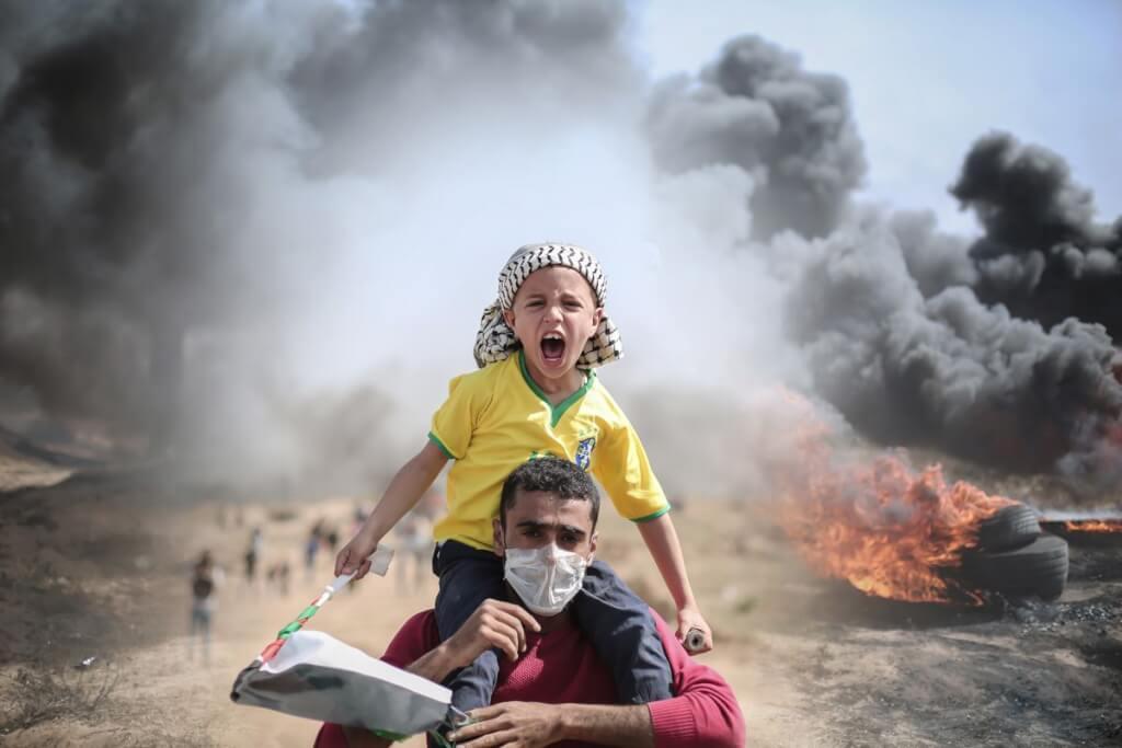 Israel y Palestina: las piezas se movieron, la partida sigue por Ruben Elías