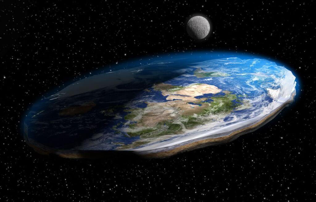 Terraplanismo: mito y actualidad.   por  Miguel Pastorino