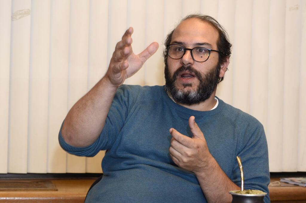 Sebastián Valdomir, diputado del MPP:  La principal autocrítica del Frente Amplio la hizo la gente