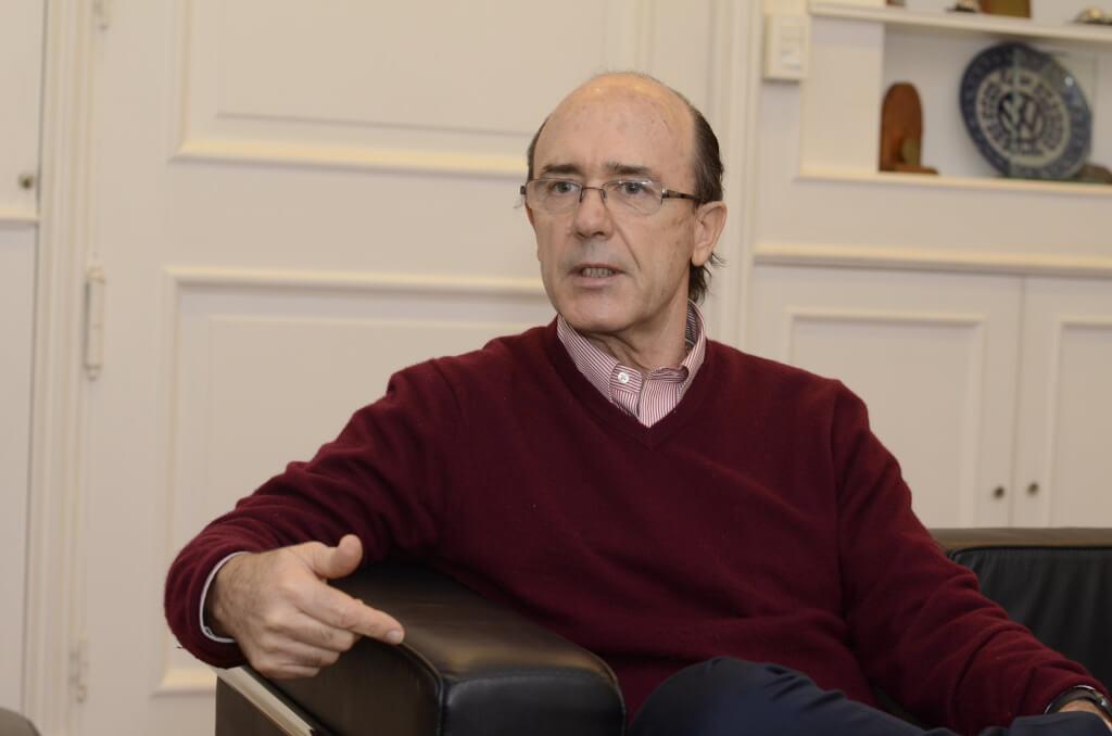 Julio César Lestido, empresario:  No está mal ganar plata