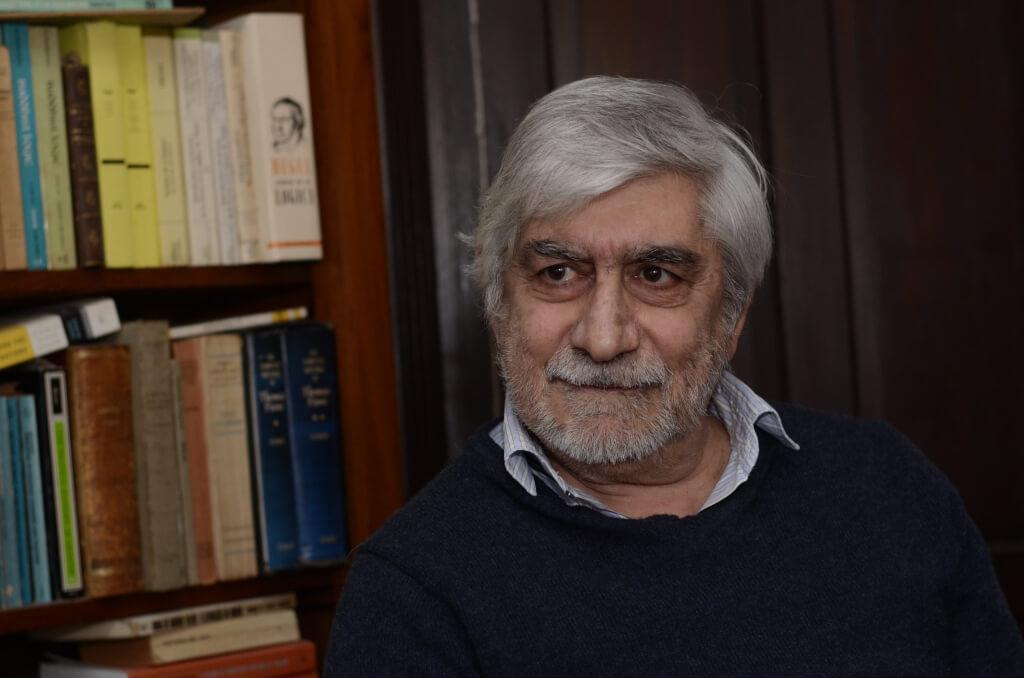 Juan Grompone:  Necesitás que gobiernos de izquierda y de derecha se alternen