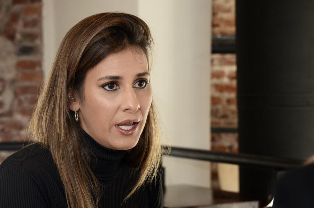 """Viviana Ruggiero, periodista:  """"El periodista es el perro guardián del poder. Nuestra misión es ladrar"""""""