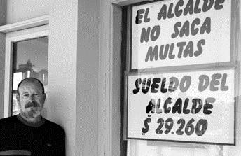 """Alcides Perdomo, alcalde de La Paloma  """"La izquierda es mucho más centralista que los blancos y los colorados"""""""