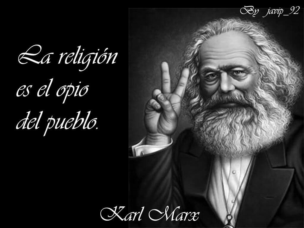 Marx y la filosofía de la religión.   por  Miguel Pastorino