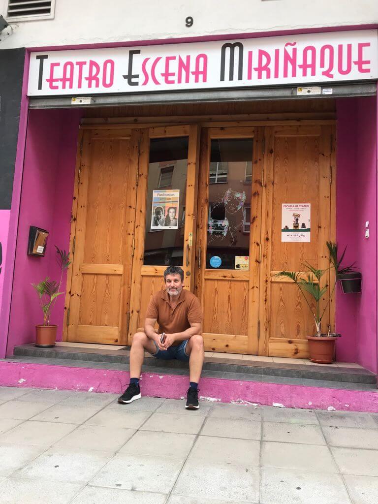 Teatro uruguayo en España