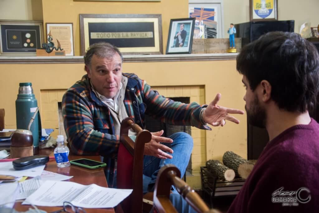 """Alejo Umpiérrez: """"A la coalición sólo le esperan procesos de profundización"""""""