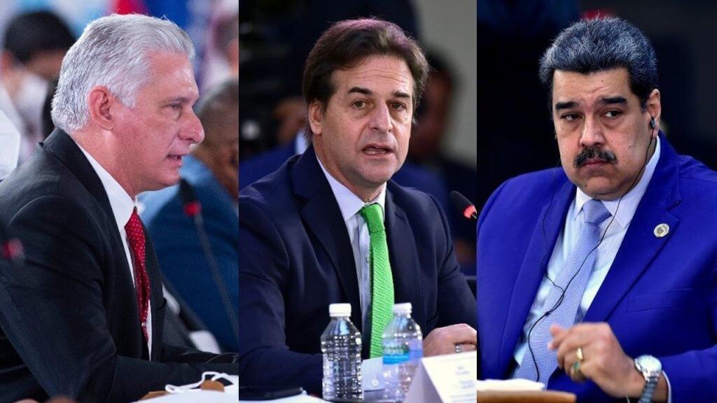 La miopía de la política exterior derechista  por Hugo Acevedo